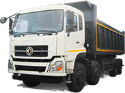 Самосвал Dongfeng DFH 3440 A 80